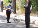 Ariccia, 60enne muore dopo una caduta dalla bicicletta