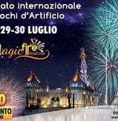 Valmontone, inizia il campionato internazionale di fuochi d'artificio