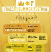 Frascati Summer Festival, tre serate a Villa Torlonia