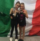 Ssd Colonna (pattinaggio): fantastica Romagnoli, è terza ai campionati italiani. Bivi sfortunata