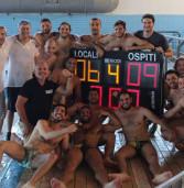 3T Frascati Sporting Village (pallanuoto), fantastica serie C maschile: è promozione