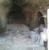 Frascati: brucia deposito in pieno centro, nessun ferito