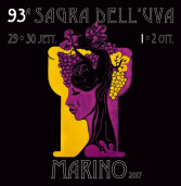 Marino presenta la 93^ Sagra dell'Uva. Città in festa dal 29 settembre al 2 ottobre