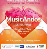 Ottobre Rosa, nel mese della prevenzione del tumore al seno, ANDOS Velletri mette in campo i propri progetti