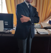 Il Presidente della Capo d'Anzio, il Generale Ugo Marchetti si è insediato a Villa Corsini