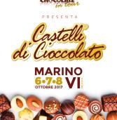 Al via la kermesse organizzata da Roma Chocolate, dal 6 all'8 ottobre, a Marino