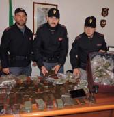 """Velletri, arrestato pusher """"grossista"""", riforniva la piazza di hashish"""