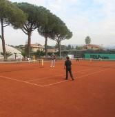 Tc New Country Club Frascati, via al campionato invernale interno per i ragazzi della Scuola tennis
