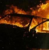Anzio, preso mentre dava fuoco a delle auto in un parcheggio