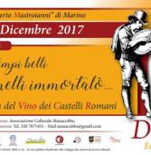 """Marino ospita """"Borghi divini"""" storia e cultura del vino dei Castelli"""