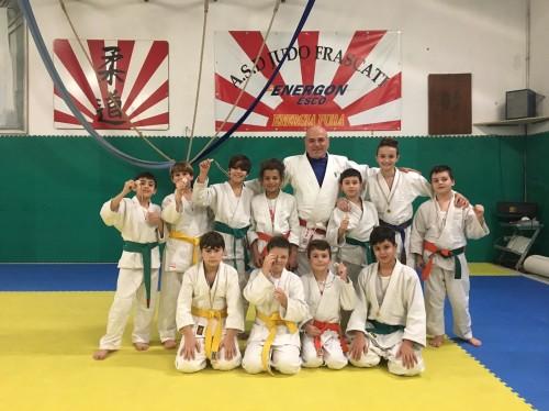 judo-alcuni-medagliati-di-monterotondo