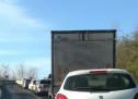 Incidente sulla via dei Laghi a Velletri, traffico paralizzato