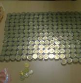 Colleferro, rubano macchina cambia monete. Bottino di 4 mila euro