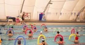 Tc New Country Club Frascati, la Sommaripa: «L'acqua gym è adatto a tutte le età»