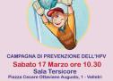 """Il Rotaract Velletri entra in campo per la prevenzione con """"Stop HPV""""."""