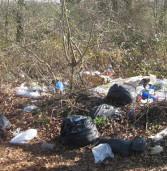 Abbandono di rifiuti, nuove segnalazioni nel Parco dei Castelli