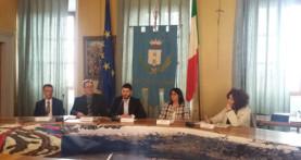 Il Sindaco di Genzano, Daniele Lorenzon presenta la nuova giunta