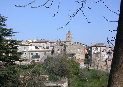 Il borgo storico di Formello
