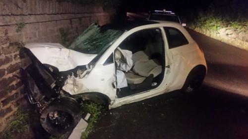 Tragico incidente nella notte, muore il giovane Roberto Caprara