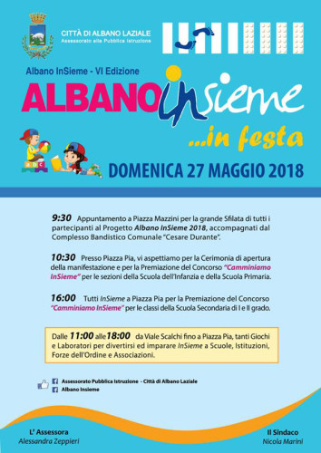 manifesto_albano_insieme