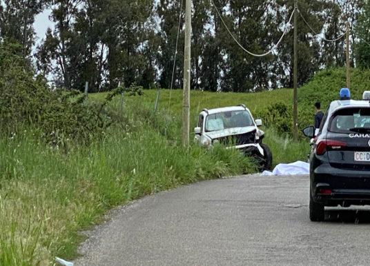 Lanuvio, incidente mortale su via Astura, muore un 48enne
