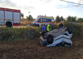 Velletri, muore in un incidente sulla Velletri-Nettuno, un uomo di 49 anni