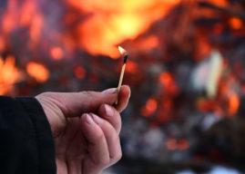 """""""Mi stavo annoiando"""", arrestato 45enne mentre tentava di appiccare un incendio"""