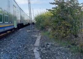 Cecchina, investita dal treno una donna di 40 anni